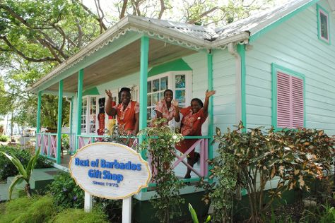 Best of Barbados Gift Shop, Holetown, Barbados