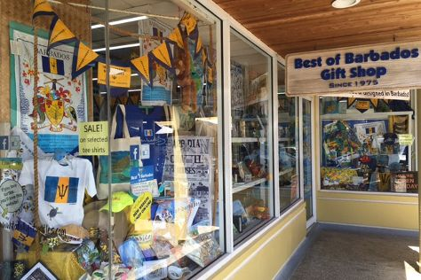Best of Barbados Gift Shop, Rockley, Barbados