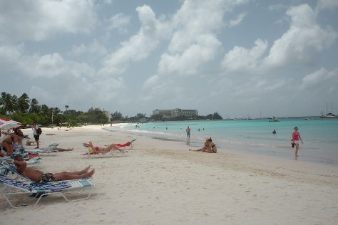 Carlisle Bay, Bridgetown, Barbados