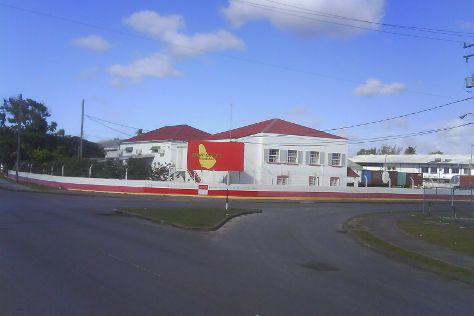 Mount Gay Visitor Centre, Bridgetown, Barbados