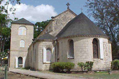 St. James Parish Church, Saint James Parish, Barbados