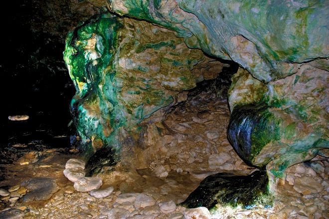 Animal Flower Cave, Saint Lucy Parish, Barbados