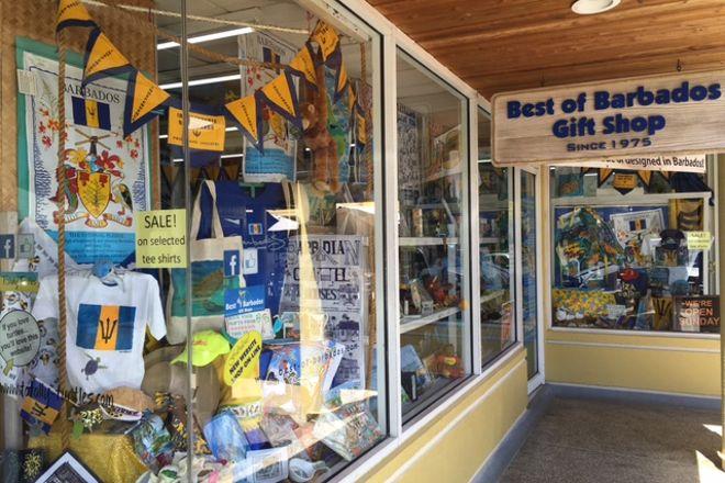 Best of Barbados Gift Shop, Rockley, Barbados