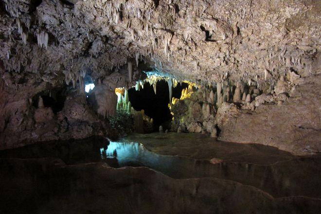 Harrison's Cave., Saint Thomas Parish, Barbados