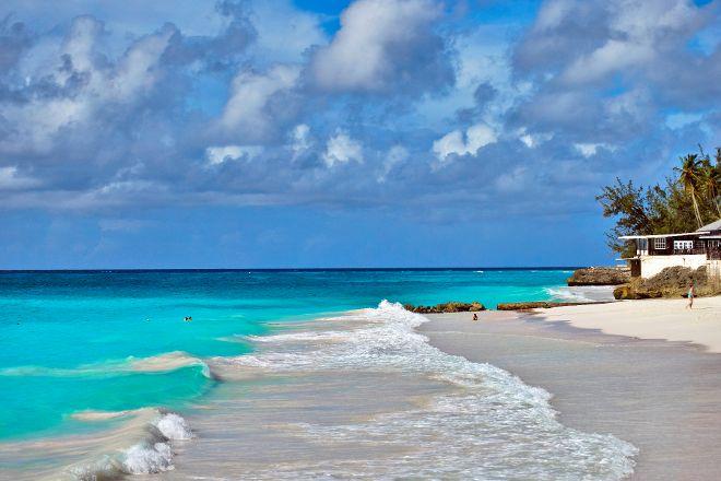 Hastings Beach, Hastings, Barbados