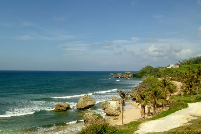 Soup Bowl, Bathsheba, Barbados