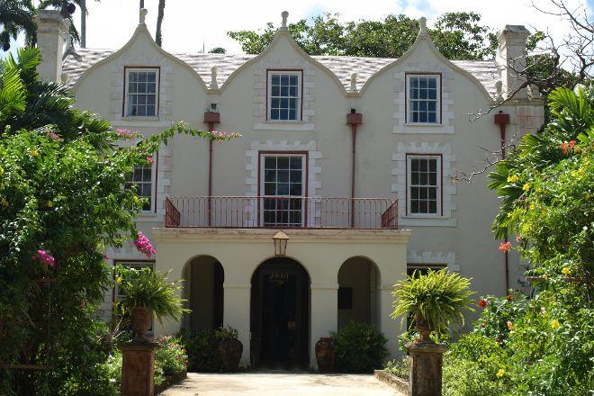 St. Nicholas Abbey, Saint Peter Parish, Barbados