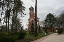Chapel and Burial Vault Svyatopolk-Mirskikh, Mir, Belarus