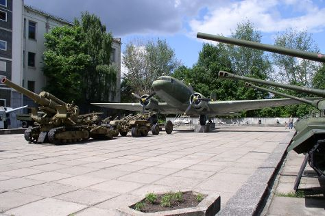Belarusian State Museum of the History of the Great Patriotic War, Minsk, Belarus