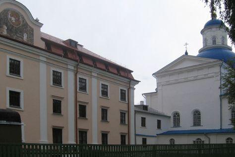 Zhyrovichy Monastery, Zhyrovichy, Belarus