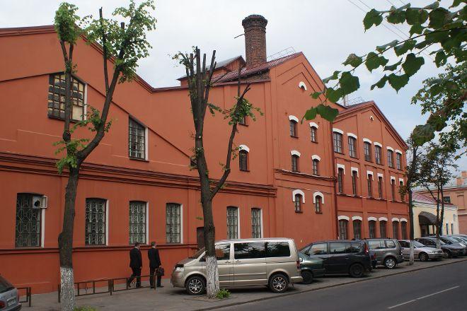 Alivaria Brewery Museum, Minsk, Belarus