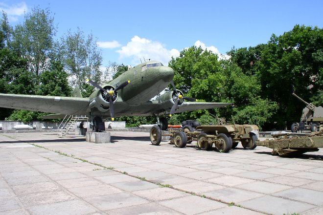 Belarus Aerospace Museum, Minsk, Belarus