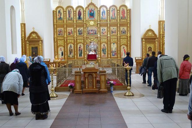 Bogoyavlenskiy Cathedral/ Epiphany Cathedral, Polotsk, Belarus