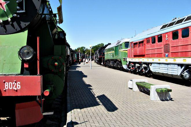 Brest Railway Museum, Brest, Belarus