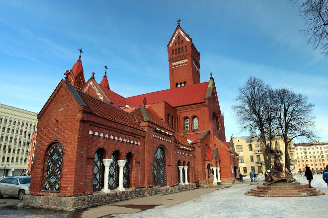 Church of Saints Simon and Helena, Minsk, Belarus