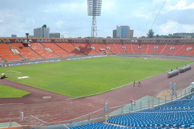 Dinamo Stadium, Minsk, Belarus