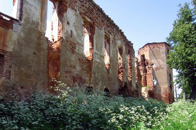 Halshany Castle, Halsany, Belarus