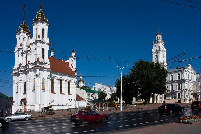 Holy Resurrection Church, Vitebsk, Belarus