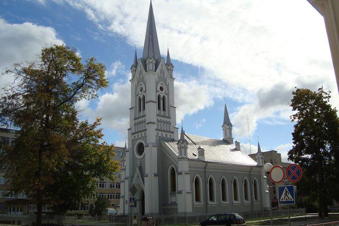 Kircha / Evangelistic Church, Grodno, Belarus