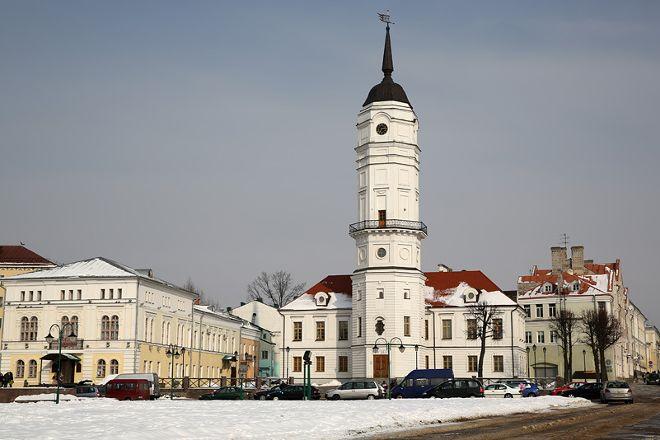 Mogilev City Hall, Mogilev, Belarus
