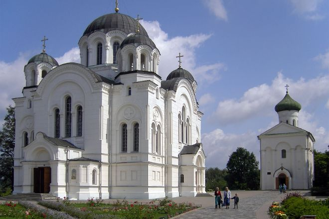 Saint Euphrosyne Monastery, Polotsk, Belarus
