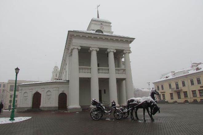 Sculpture, Minsk, Belarus