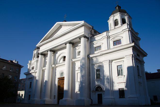 St. Stanislaus Church, Mogilev, Belarus