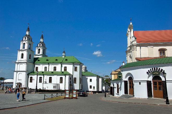 Upper City, Minsk, Belarus