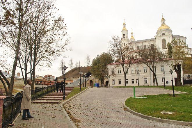 Uspensky Cathedral, Vitebsk, Belarus