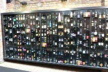 2be Beer Wall, Bruges, Belgium