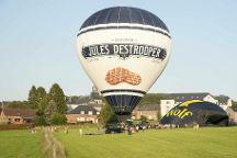 Bruges Ballooning, Bruges, Belgium
