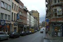 Chaussee d'Ixelles, Brussels, Belgium