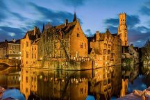 Legends Free Walking Tours, Bruges, Belgium