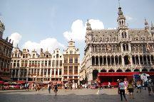 Lower Town, Brussels, Belgium