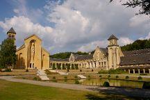 Abbaye d'Orval, Florenvill, Belgium