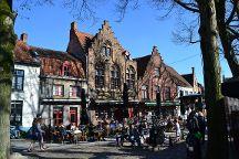 Walplein, Bruges, Belgium