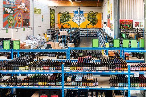 Deconinck Bierhalle, Vichte, Belgium