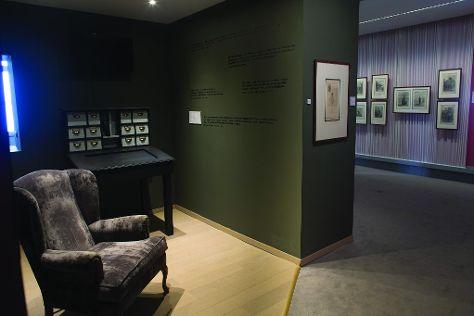 Felicien Rops Museum (Musee Felicien Rops), Namur, Belgium