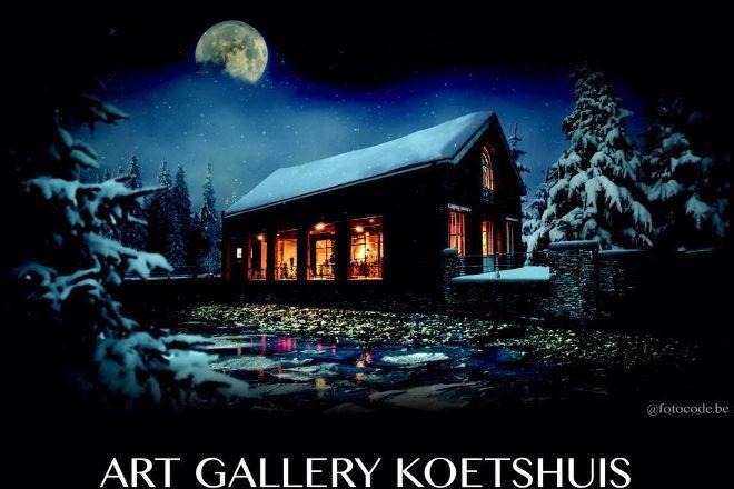 Art Gallery Koetshuis, Bruges, Belgium
