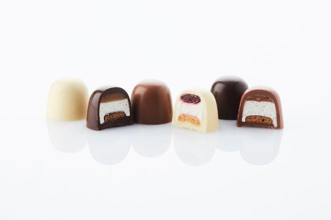 BbyB Chocolates, Bruges, Belgium