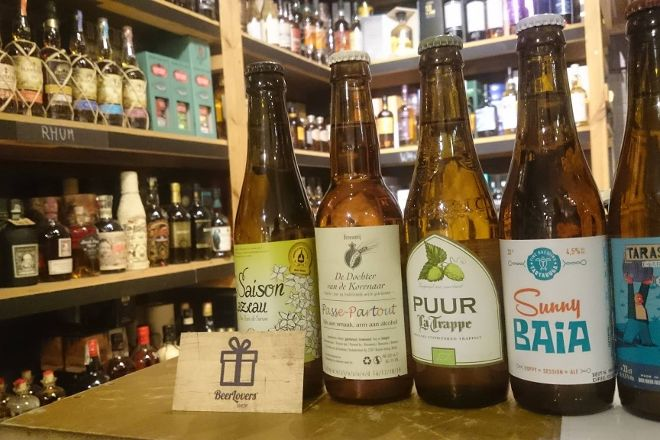 BeerLovers' Shop, Louvain-la-Neuve, Belgium
