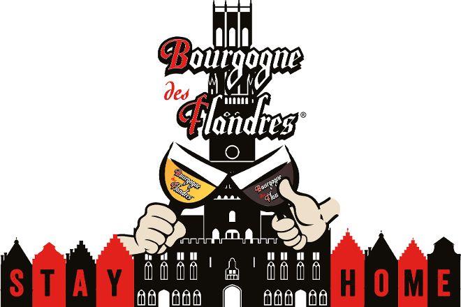 Bourgogne des Flandres Brewery, Bruges, Belgium