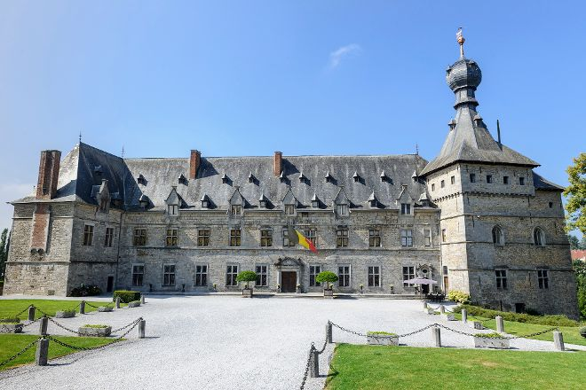 Chateau de Chimay, Chimay, Belgium