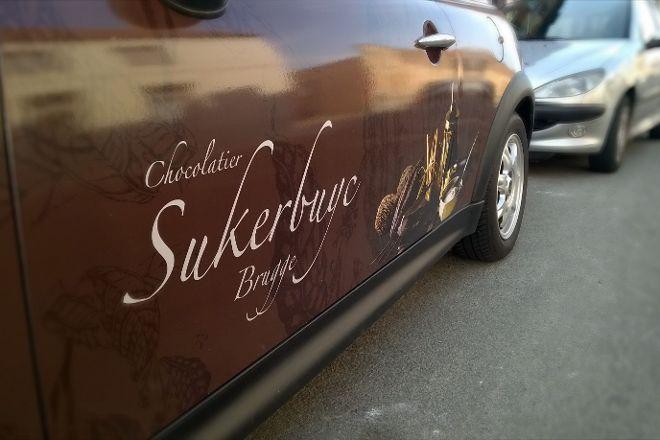 Chocolaterie Sukerbuyc, Bruges, Belgium