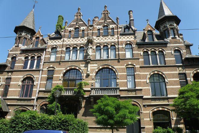 Cogels Osylei, Antwerp, Belgium