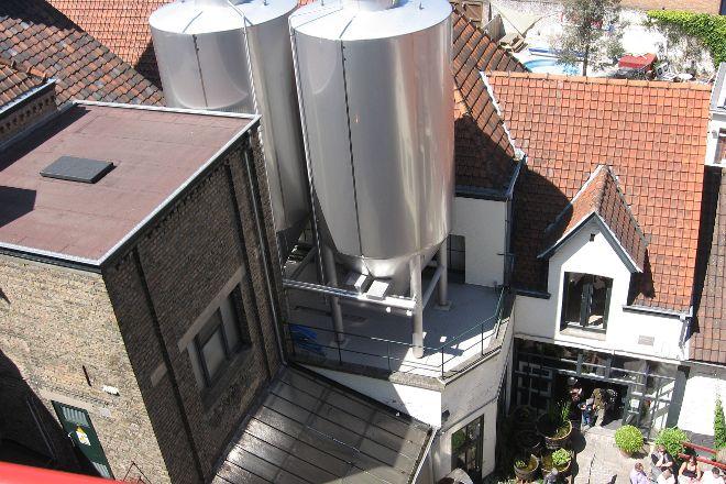 Huisbrouwerij De Halve Maan, Bruges, Belgium