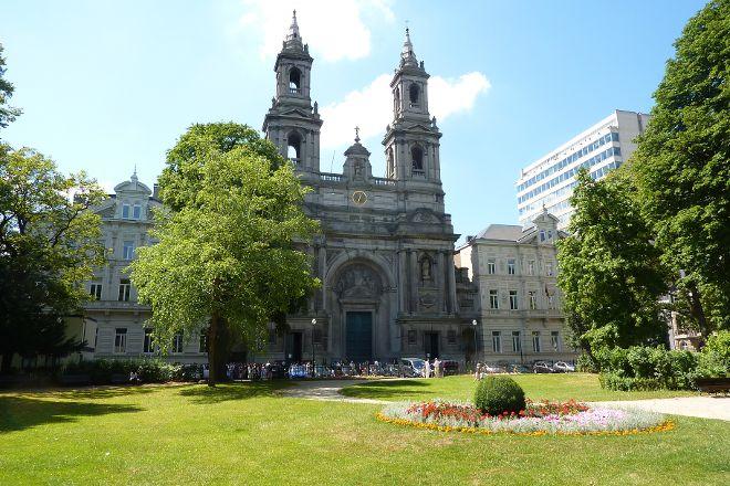 Eglise Saint-Joseph Bruxelles, Brussels, Belgium