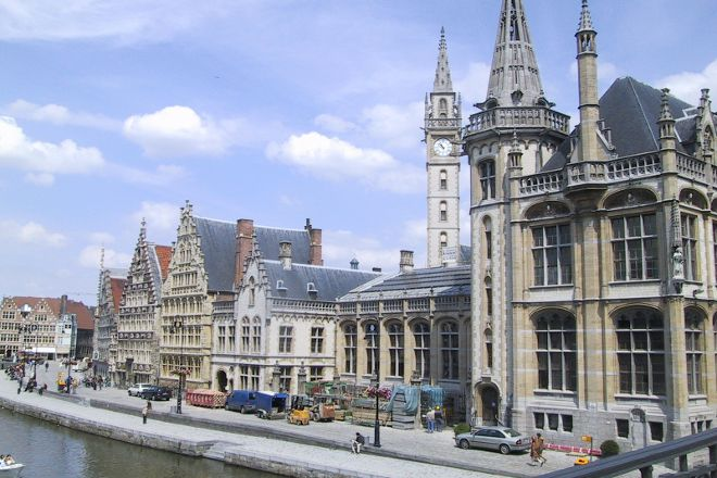 Ghent City Center, Ghent, Belgium
