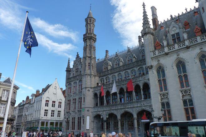 Historium Brugge, Bruges, Belgium