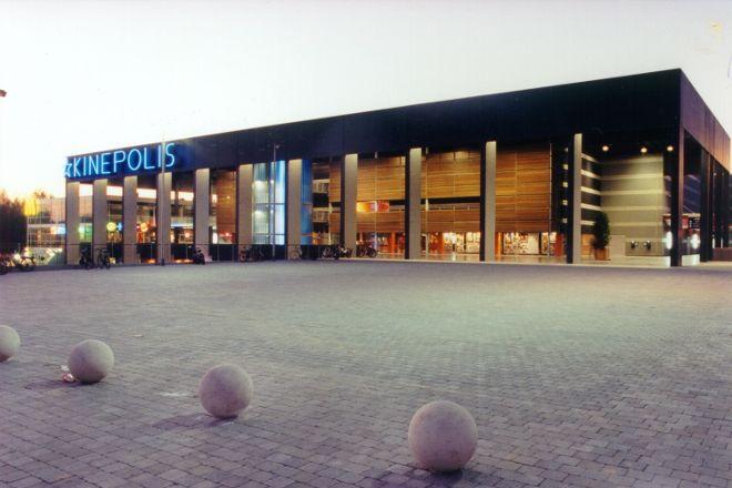 Kinepolis Kortrijk, Kortrijk, Belgium